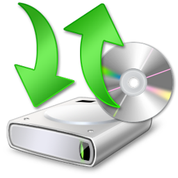 Backup center icon